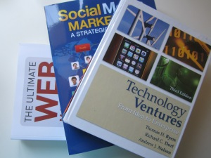 Graduate School Textbooks
