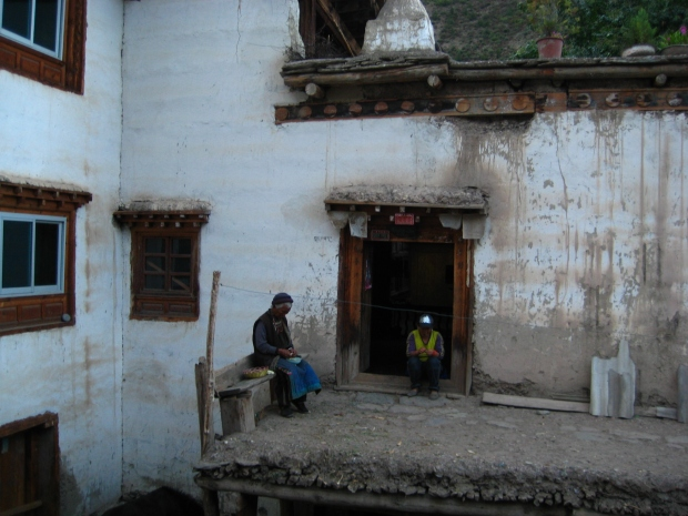 Tiger Leaping Gorge Village Home, China