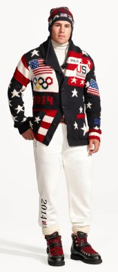 US Olympics Fashion 2014