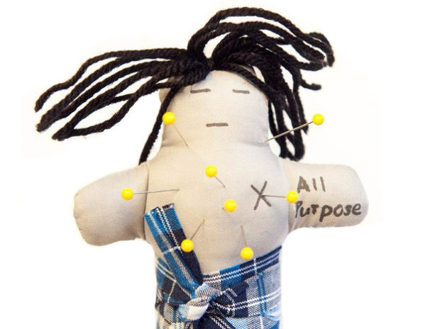 Voodoo Doll of Spouse