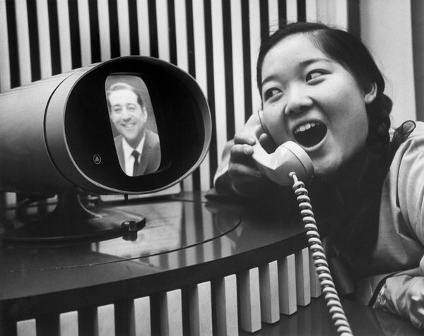 Picturephone in 1965