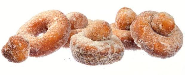 Mah-Ze-Dahr Bakery's doughnuts made in Chelsea. (Tony Cenicola/The New York Times)