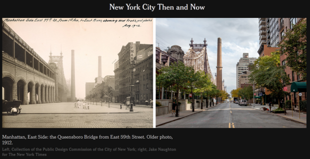 Green New York Then and Now